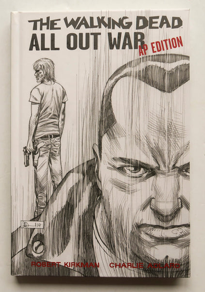 The Walking Dead All Out War AP Edition Image Graphic Novel Comic Book