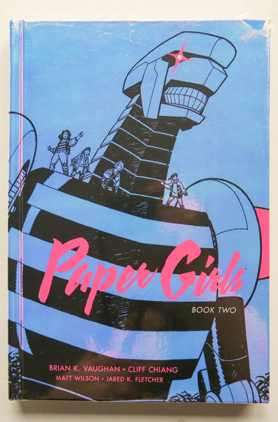 Paper Girls Vol. 2 Image Graphic Novel Comic Book