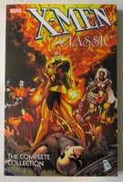 X-Men Classic The Complete Collection Vol. 2 Marvel Graphic Novel Comic Book