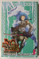 Monster Hunter Flash Hunter Vol. 5 Viz Media Manga Book