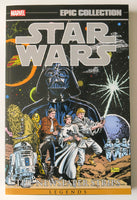 Star Wars The Newspaper Strips Vol. 1 Marvel Epic Collection Graphic Novel Comic Book