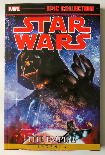 Star Wars The Empire Vol. 3 Marvel Epic Collection Graphic Novel Comic Book
