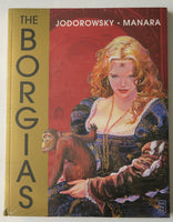 The Borgias Dark Horse Graphic Novel Comic Book