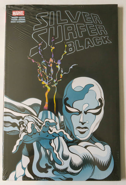 Silver Surfer Black Treasury Edition Marvel Graphic Novel Comic Book