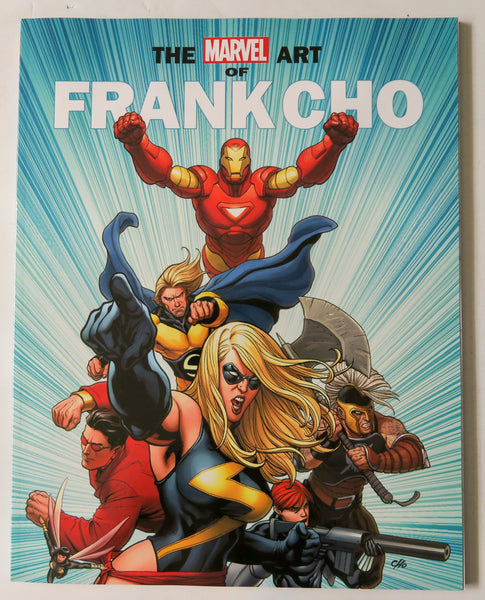 The Marvel Art of Frank Cho Marvel Monograph Graphic Novel Comic Book