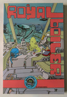 Royalboiler Art Book Brandon Graham Image Graphic Novel Comic Book