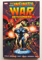 The Infinity War Aftermath Marvel Graphic Novel Comic Book