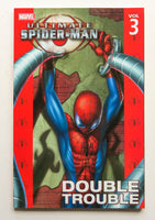 Ultimate Spider-Man Vol. 3 Double Trouble Marvel Graphic Novel Comic Book
