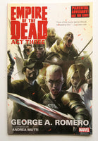 George Romero's Empire of the Dead Act Three Marvel Graphic Novel Comic Book
