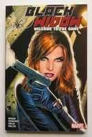 Black Widow Welcome to the Game Marvel Graphic Novel Comic Book
