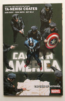 Captain America Captain of Nothing Vol. 2 Marvel Graphic Novel Comic Book