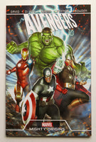 Avengers Mighty Origins Marvel Graphic Novel Comic Book