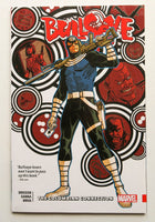 Bullseye The Colombian Connection Marvel Graphic Novel Comic Book