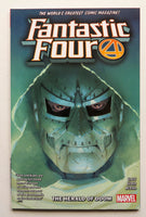 Fantastic Four The Herald of Doom Vol. 3 Marvel Graphic Novel Comic Book