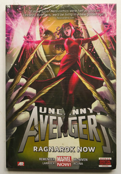 Uncanny Avengers Ragnarok Now Vol. 3 Marvel Now Graphic Novel Comic Book
