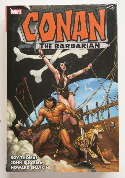 Conan the Barbarian The Original Marvel Years Vol. 3 Omnibus Graphic Novel Comic Book