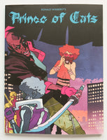 Prince of Cats Ronald Wimberly Image Graphic Novel Comic Book
