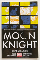 Moon Knight Dead Will Rise Vol. 2 Marvel Now Graphic Novel Comic Book