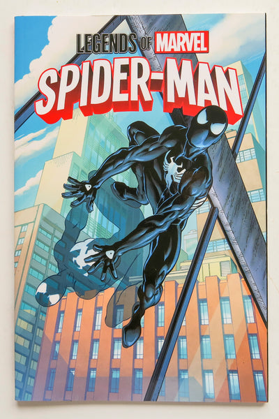 Legends of Marvel Spider-Man Graphic Novel Comic Book