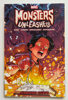 Monsters Unleashed Vol. 2 Learning Curve Marvel Graphic Novel Comic Book