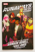 Runaways That Was Yesterday Vol. 3 Marvel Graphic Novel Comic Book