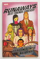 Runaways Best Friends Forever Vol. 2 Marvel Graphic Novel Comic Book