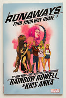 Runaways Find Your Way Home Vol. 1 Marvel Graphic Novel Comic Book