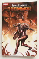 Black Panther Doomwar Marvel Graphic Novel Comic Book
