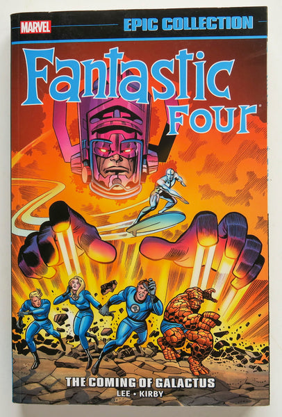 Fantastic Four The Coming of Galactus Marvel Epic Collection Graphic Novel