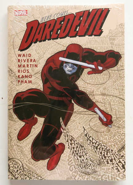 Daredevil Mark Waid Vol. 1 Marvel Graphic Novel Comic Book