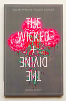 The Wicked + The Divine Vol. 4 Rising Action Image Graphic Novel Comic Book