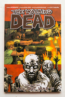 The Walking Dead Vol. 20 All Out War Part One Image Graphic Novel Comic Book