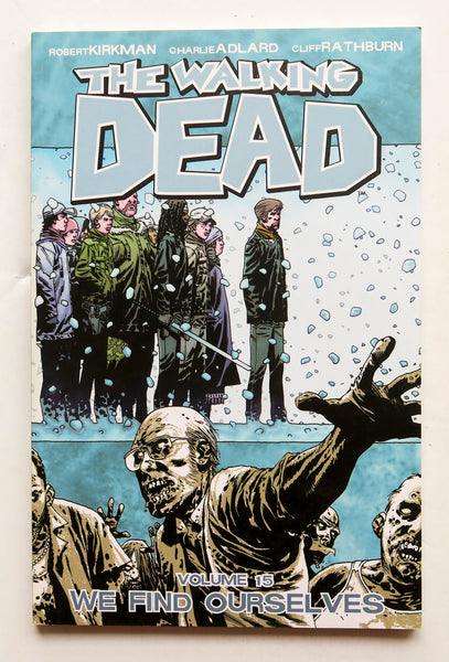Walking Dead Vol. 15 We Find Ourselves Image Graphic Novel Comic Book