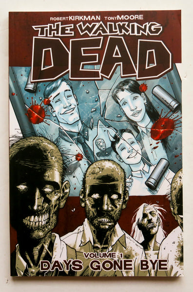 The Walking Dead Vol. 1 Days Gone Bye Image Graphic Novel Comic Book