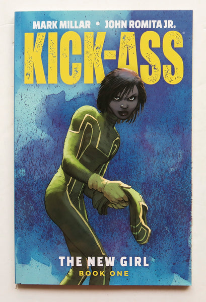 Kick-Ass The New Girl Book One Image Graphic Novel Comic Book