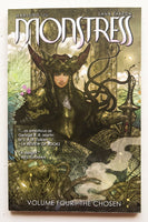 Monstress The Chosen Vol. 4 Barnes & Noble Exclusive Edition Image Graphic Novel Comic Book