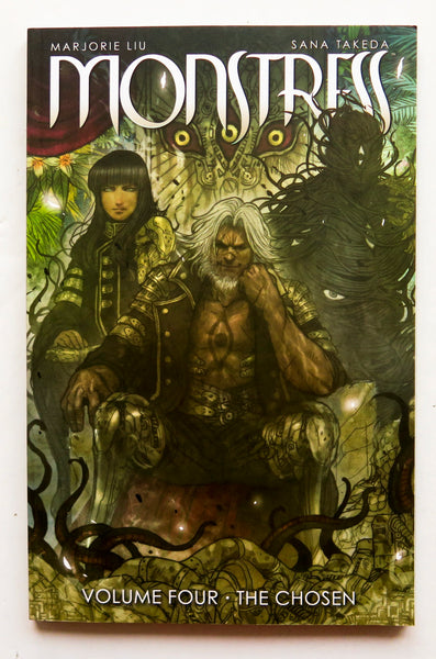 Monstress The Chosen Vol. 4 Image Graphic Novel Comic Book