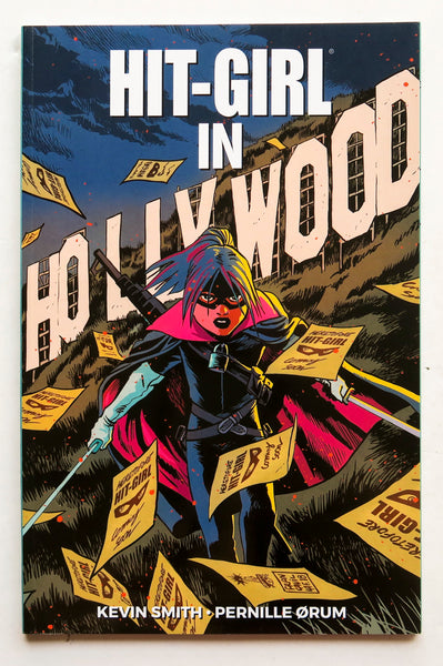 Hit-Girl Hollywood Vol. 4 Image Graphic Novel Comic Book