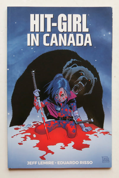 Hit-Girl Canada Vol. 2 Image Graphic Novel Comic Book
