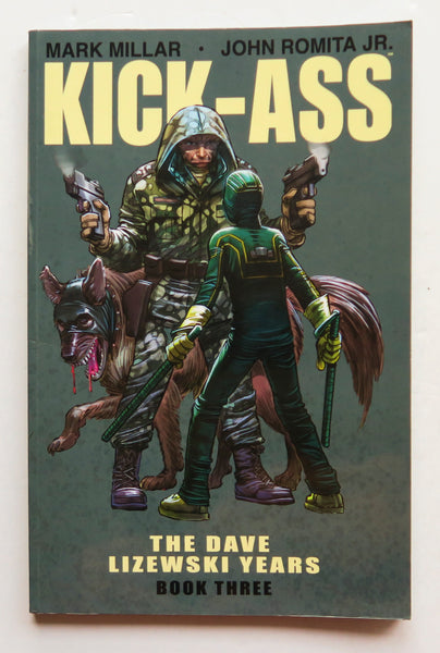 Kick-Ass The Dave Lizewski Years Book Three Image Graphic Novel Comic Book