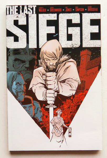 The Last Siege Image Graphic Novel Comic Book