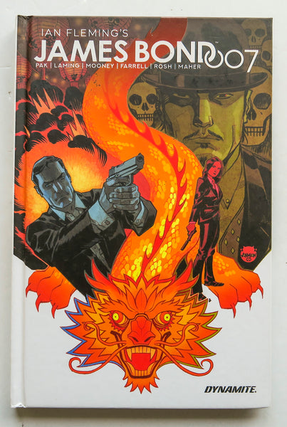 Ian Fleming's James Bond 007 Vol. 1 Dynamite Graphic Novel Comic Book