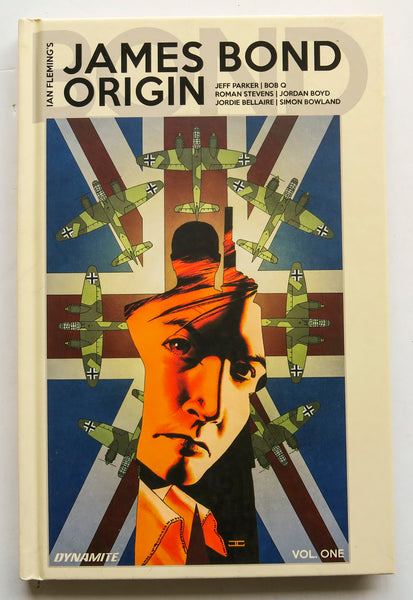 Ian Fleming's James Bond Origin Vol. 1 Dynamite Graphic Novel Comic Book