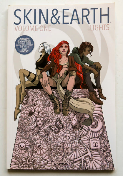 Skin & Earth Vol. One Lights 1 Dynamite Graphic Novel Comic Book
