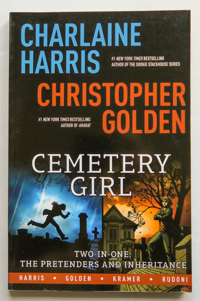 Cemetery Girl Two-In-One Dynamite Graphic Novel Comic Book