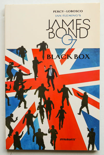 Ian Fleming's James Bond In Black Box Dynamite Graphic Novel Comic Book