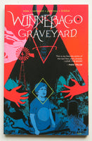 Winnebago Graveyard Steve Niles Alison Sampson Image Graphic Novel Comic Book