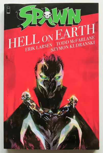 Spawn Hell On Earth Image Graphic Novel Comic Book