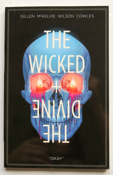 The Wicked + The Devine Vol. 9 Okay Image Graphic Novel Comic Book