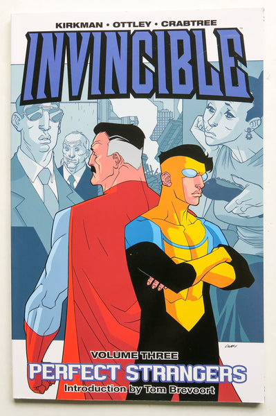 Invincible Perfect Strangers Vol. 3 Image Graphic Novel Comic Book